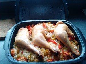 Journée cuisine dans cuisine poulet-basquaise