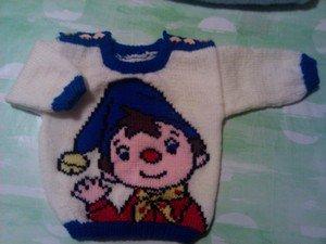 Quelques tricots dans tricot oui-oui