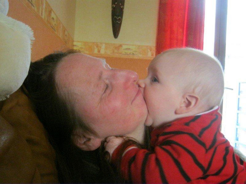 Quelques nouvelles perso dans enfant manger-maman
